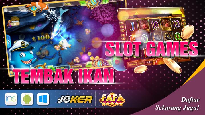 Tembak-Ikan-SLot-Games